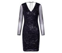 Kleid 'WS AO SQN LS Mini' schwarz
