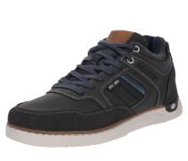 Sneaker dunkelblau / anthrazit