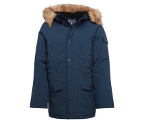 Jacke 'Anchorage' himmelblau