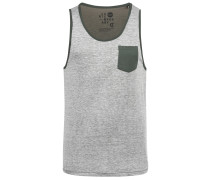 Tanktop 'Tell' grau