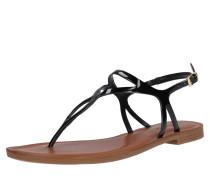 Sandale 'marzolo' schwarz