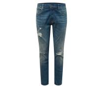 Jeans '3301 Slim' blue denim