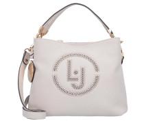 Handtasche 'Colorado S' 24 cm creme