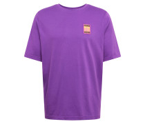 Shirt 'graphic TEE SS' helllila