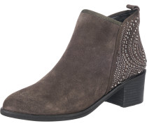 Stiefeletten taupe