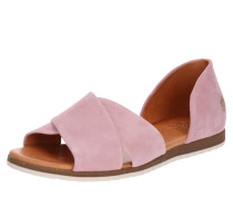 Sandale 'Chiusi' beige / rosa