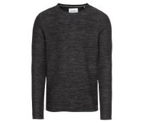 Pullover 'noos 2-tone cnk' schwarz