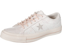 Sneakers 'One Star Ox' creme / rosa