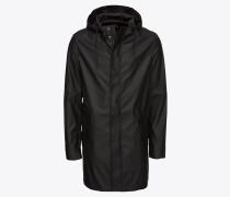 Anorak 'raincoat Blocked' schwarz