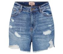 Shorts 'onlKELLY' blue denim