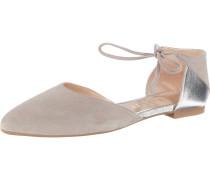 Ballerinas puder / silber