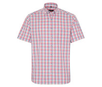 Hemd beige / blau / braun / rot / weiß
