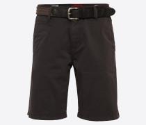 Shorts 'Plek' schwarz