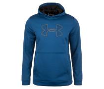 Sweatshirt blau / basaltgrau
