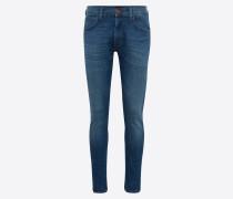 Jeans im Vintage-Design 'Luke' blue denim