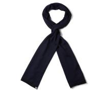 Schal nachtblau / schwarz