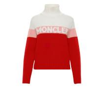 Moncler Pullover Mit Rollkragen