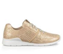 Tye Stardust Sneaker Damen Gold