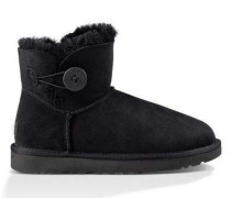 Mini Bailey Button Ii Classic Boot Damen Black