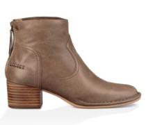 Bandara Ankle Boot Aus Leder Damen Sahara