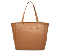Alina Leather Totes Damen Tan