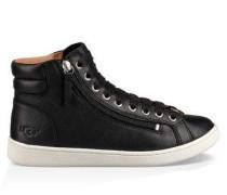 Olive Sneaker Damen Black