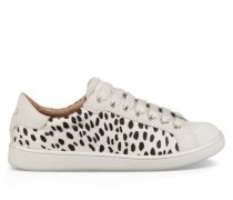 Milo Exotic Sneaker Damen White