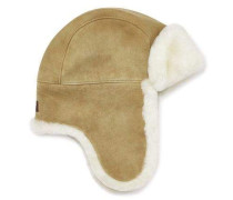Sheepskin Trapper Hat Damen Chestnut O/S