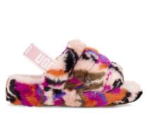 Fluff Yeah Motlee Hausschuhe Sandalen für Damen in Multi