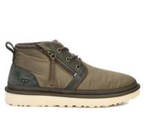 Neumel Zip Mlt Classic Boot Herren Military Green