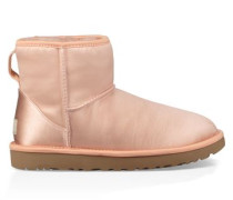 Classic Mini Satin Boot Damen Suntan
