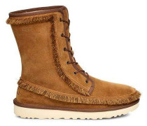 Riki Lace Tall White Mountaineering Classic Boot Herren Chestnut
