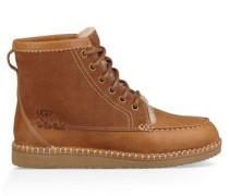 Quinlin Lace Up Classic Boot Damen Chestnut