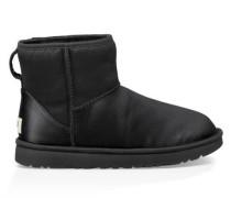 Classic Mini Satin Boot Damen Black