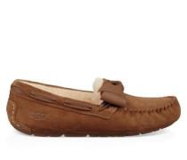 Dakota Leather Bow Damen Chestnut