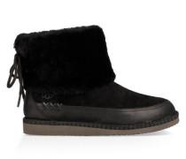 Quinlin Fluff Classic Boot Damen Black