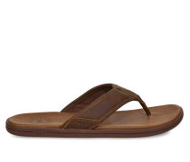 Seaside Leather Flip-Flops für Herren aus Leder in Lage