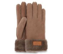 Turn Cuff Handschuhe Damen Stormy Grey