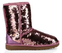 Pailletten-Boots