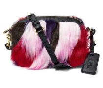 Janey Patchwork Umhängetasche Damen Pink Multi O/S