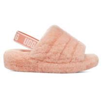 Fluff Yeah Slide Sandalen in Beverly Pink