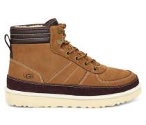 Highland Sport Classic Stiefel für Herren aus Leder in Braun