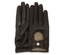Driver Handschuhe Damen Black