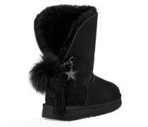 Classic Charm Boot Damen Black