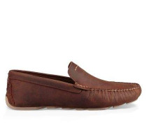 Henrick Mokassins Herren Red Clay