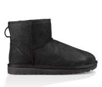 Classic Mini Leather Boot Damen Black