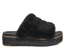 Fluff Yeah Sliders Damen Black