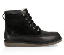Quinlin Lace Up Classic Boot Damen Black