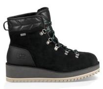 Birch Lace-Up Warme Boot Damen Black