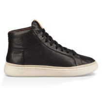 Cali Leather High-Top Sneaker Herren Black